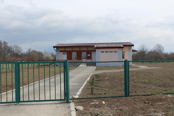 Carried out activates in Nikozi and new perspectives for the local inhabitants