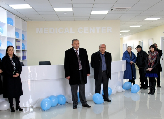 New Medical Hospital opened in Gori