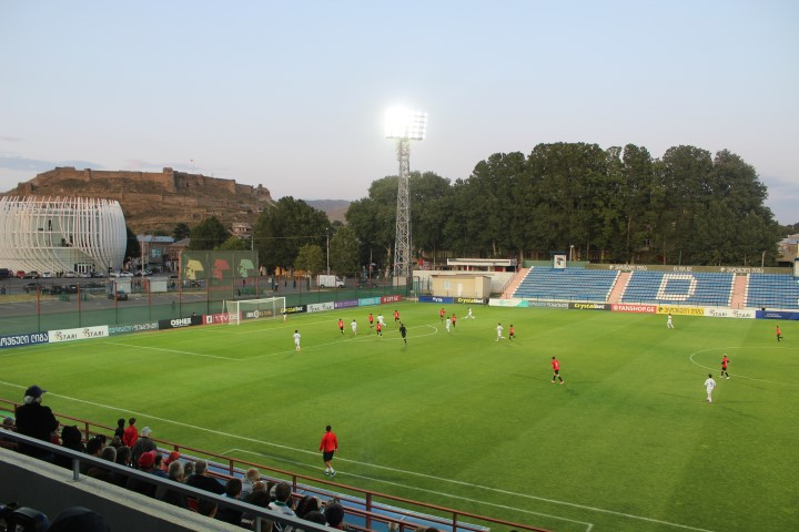Final Match of the Tournament named after Tengiz Burdjanadze was  Held at Gori ''Dila''  Stadium