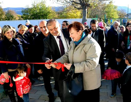 New Kindergarten was opened in Kareli
