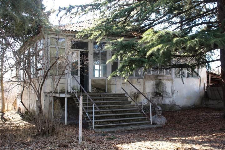 Niko Lomouri's Memorial House-Museum will be Fully Rehabilitated