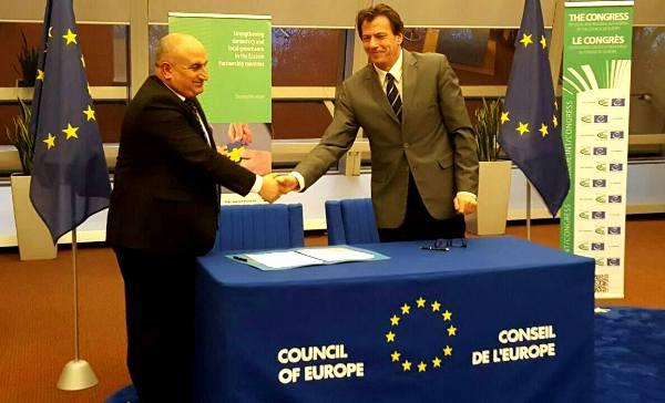 კასპის მუნიციპალტეტმა ევროპის საბჭოს მიერ გამოცხადებულ საგრანტო კონკურსში გაიმარჯვა