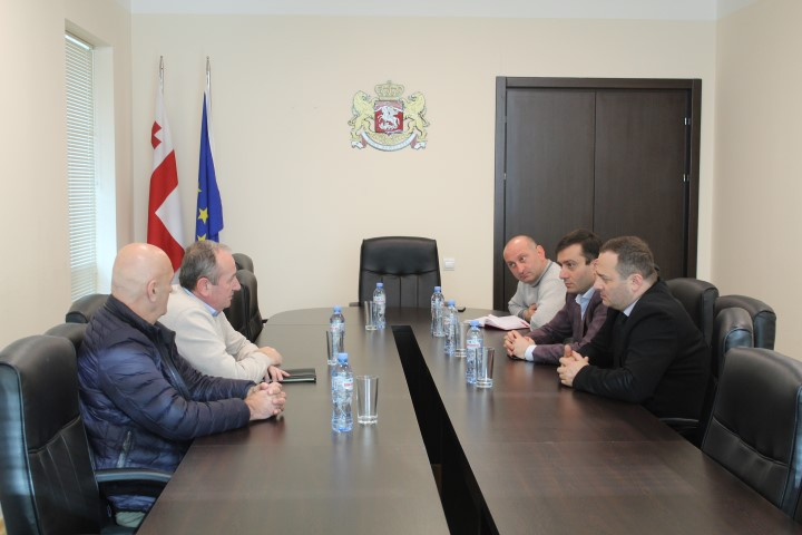 Natural Gas Equipment will be Examined In Shida Kartli Kindergartens, Schools, Medical and Other Institutions.