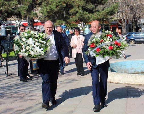 გუბერნატორმა 9 აპრილს დაღუპულთა ხსოვნას პატივი მიაგო