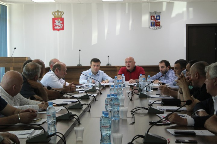 Infrastructure programs planned for 2020 in Shida Kartli region were discussed