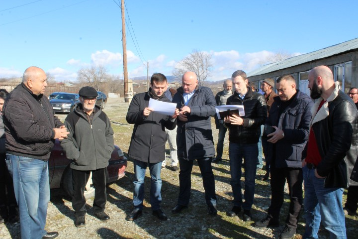 A Gym will be Arranged in Khurvaleti According to the Population's Decision