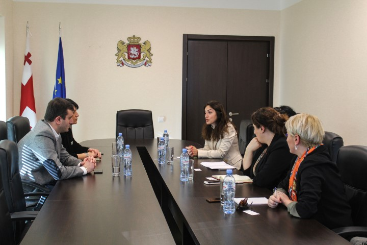Trainings of Primary Aids will be Conducted at Public Schools in Shida Kartli