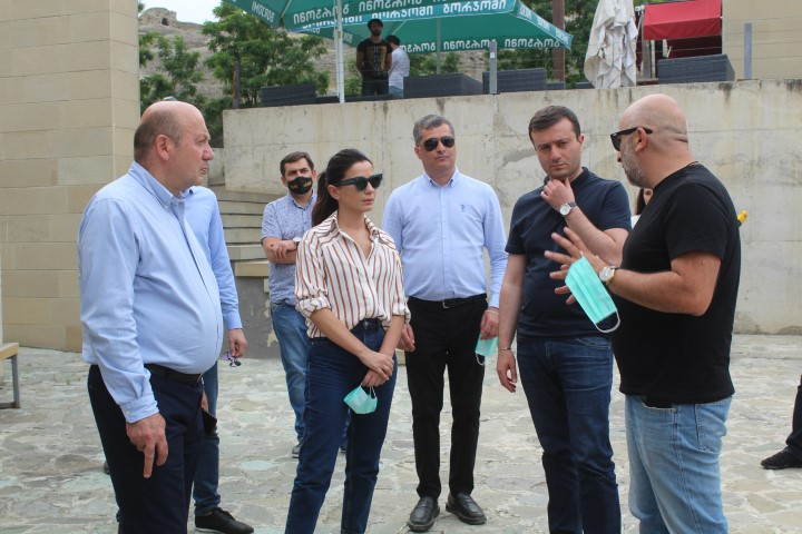 Shida Kartli cultural heritage monuments will be added to the countrys tourist destinations from June 20