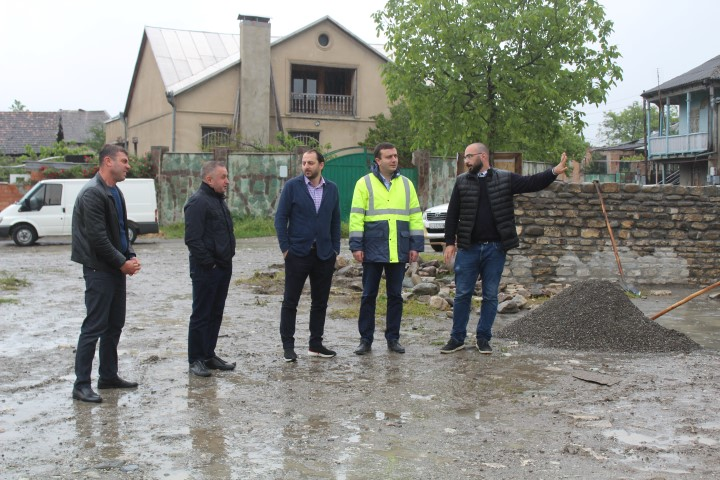 Restoration works of the castle started in Akhalkalaki