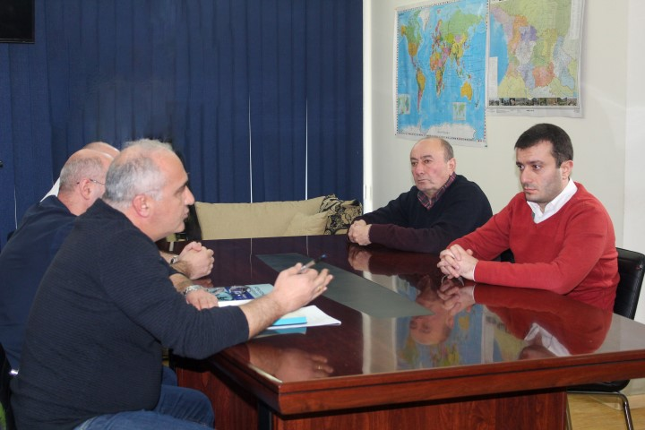 The State Representative in Shida Kartli Got Familiar with the Conditions of the Medical Sector in the Region