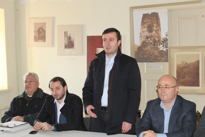 """Residents of the village of Lamiskana chose the projects within """"Village Support Program ''"""
