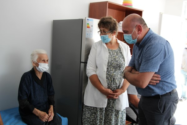 ხაშურის მუნიციპალიტეტში იმუნიზაციის პროცესი გრძელდება