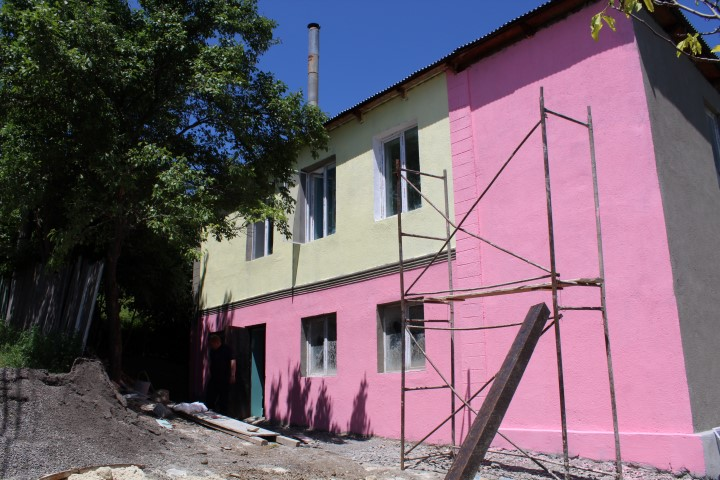 სოფელს ტეზერს მალე ახალი საბავშვო ბაღი ექნება