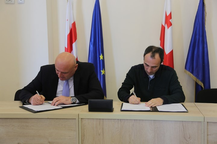 An agreement has been signed on the development of urban plans for the town of Surami