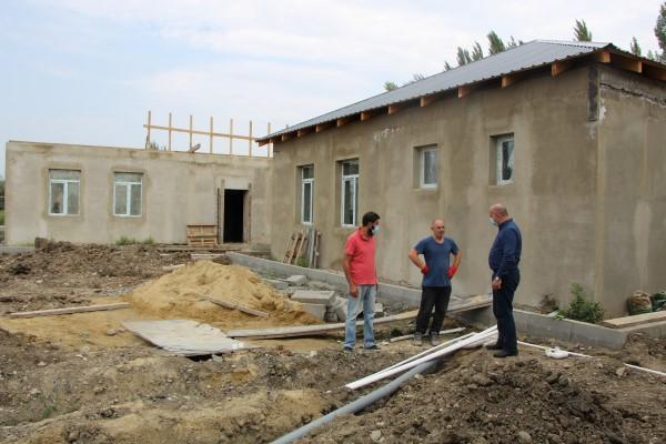 გორის მუნიციპალიტეტში საბავშვო ბაღების მშენებლობა-რეაბილიტაცია მიმდინარეობს