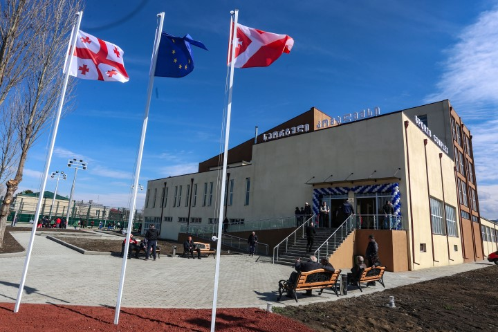 Multifunctional Sport Complex was Opened in Khashuri
