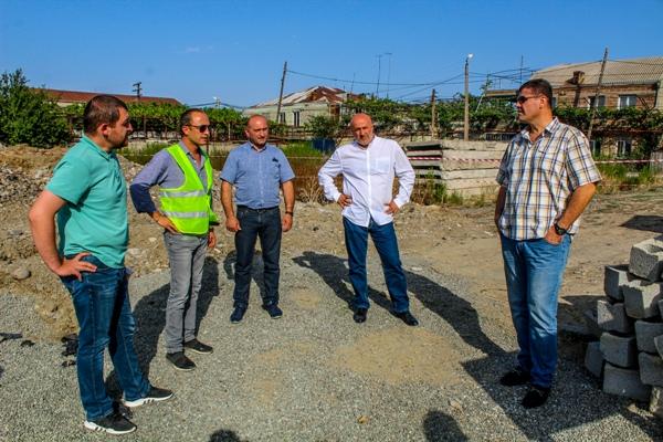 სადგურის დასახლებაში საბავშვო ბაღი აშენდება