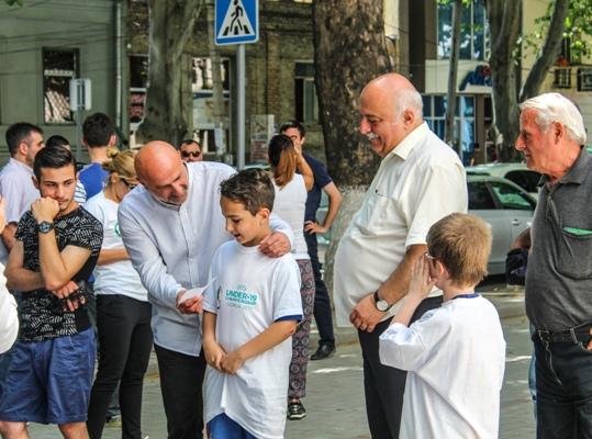 გორი ევროპის ახალგაზრდული ჩემპიონატისთვის ემზადება