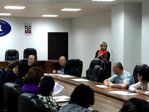 Shida Kartli Governors Administration will take over the coordination meetings
